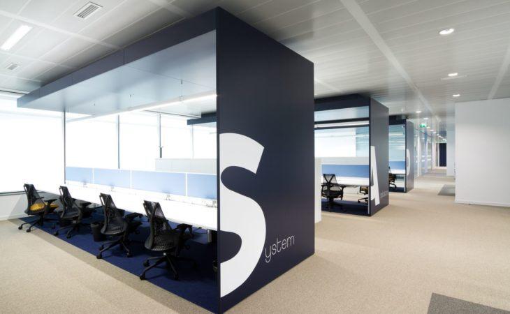 Progetto architettonico, interior design e fit out di uffici