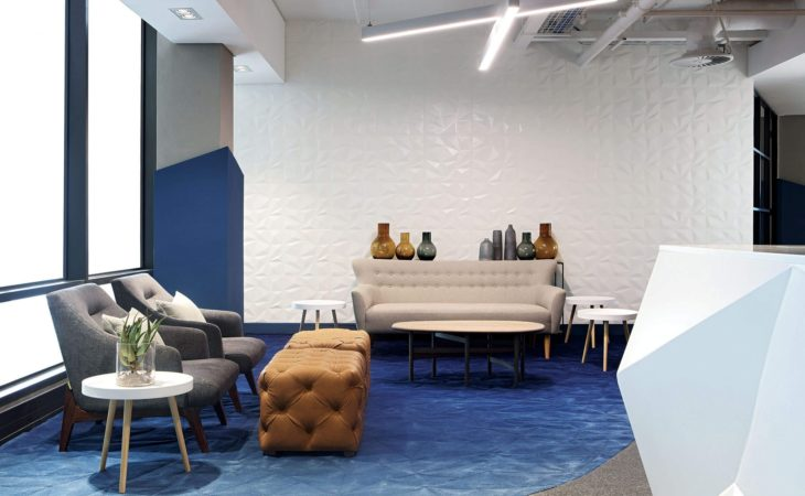 Contemporary office fit-out