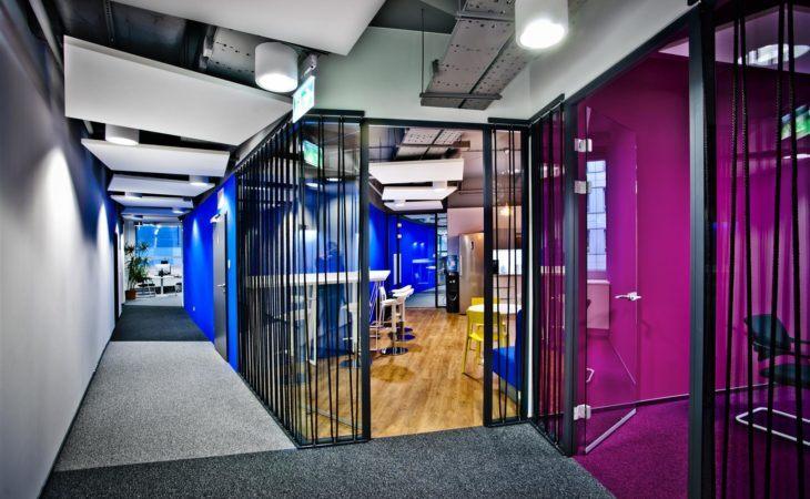 Renovación de oficinas