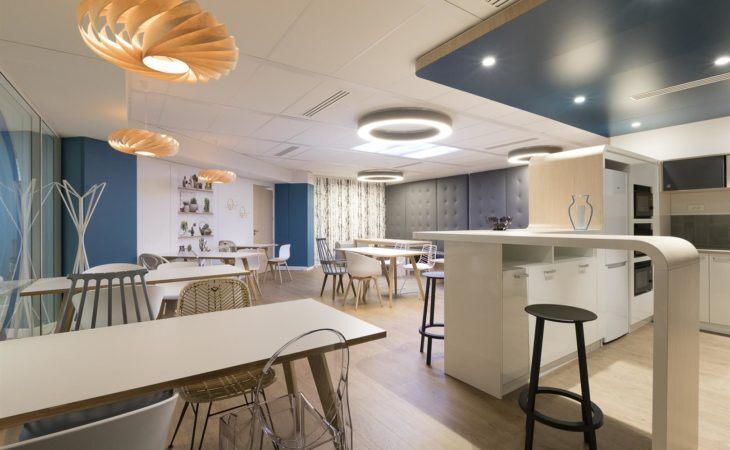Conception de bureaux à Paris