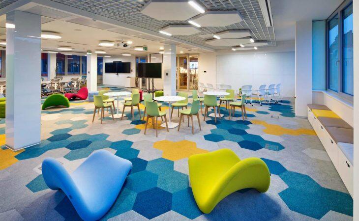 Progettazione e allestimento uffici