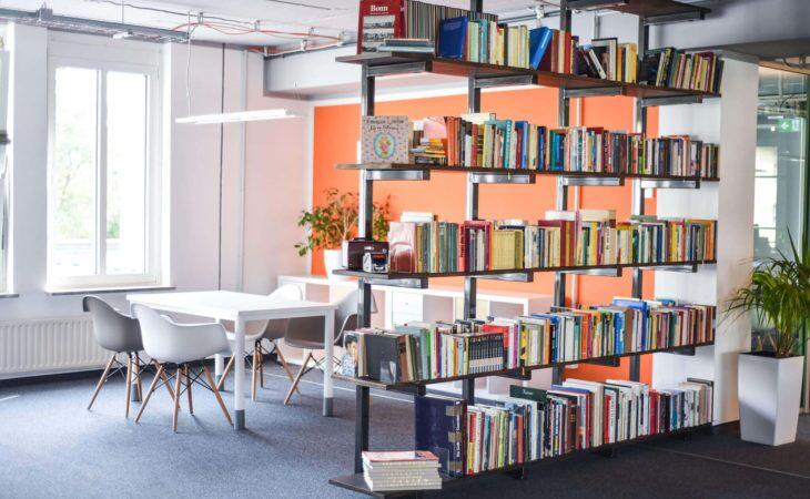 Ganzheitliches Design&Build Konzept für Büroflächen