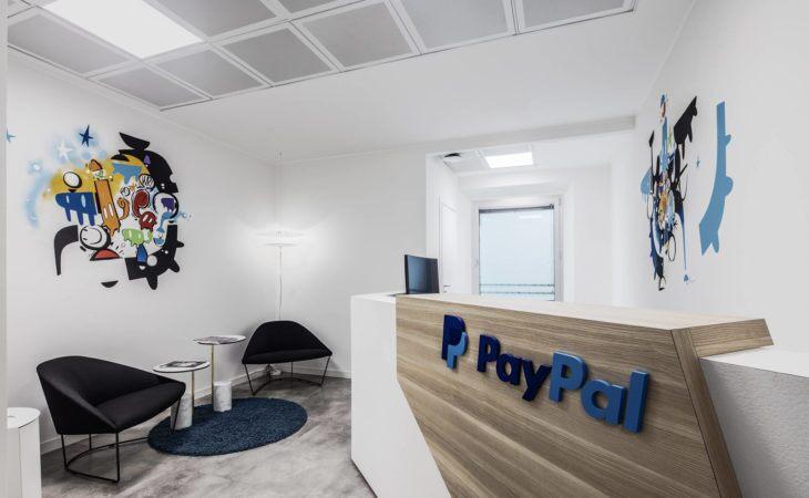 PayPal : un esthétisme et une atmosphère entièrement nouveaux pour de nouveaux bureaux à Milan