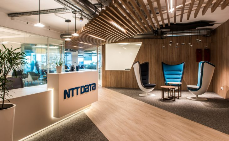 Fit out for a new work environment