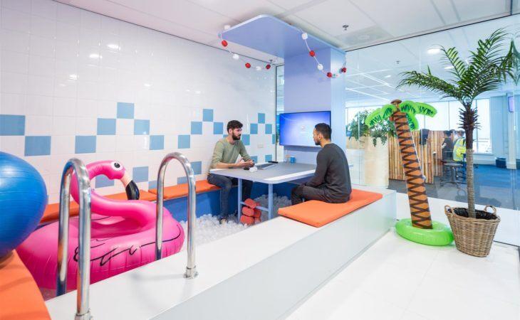 Centrum serwisowe Coolblue, które daje pracownikom radość