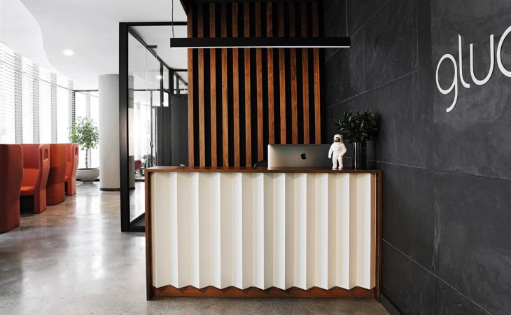 Cutting-edge office interior fit-out