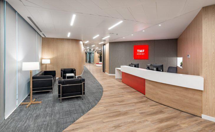 Nuevas oficinas para empresa en expansión