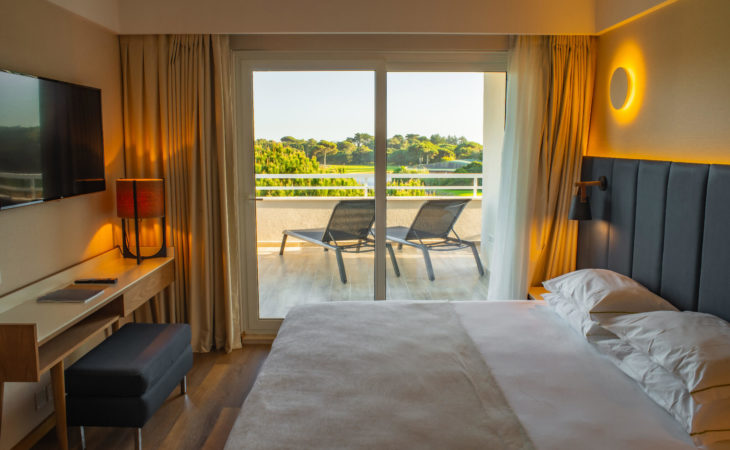 La reforma del Hotel Quinta da Marinha