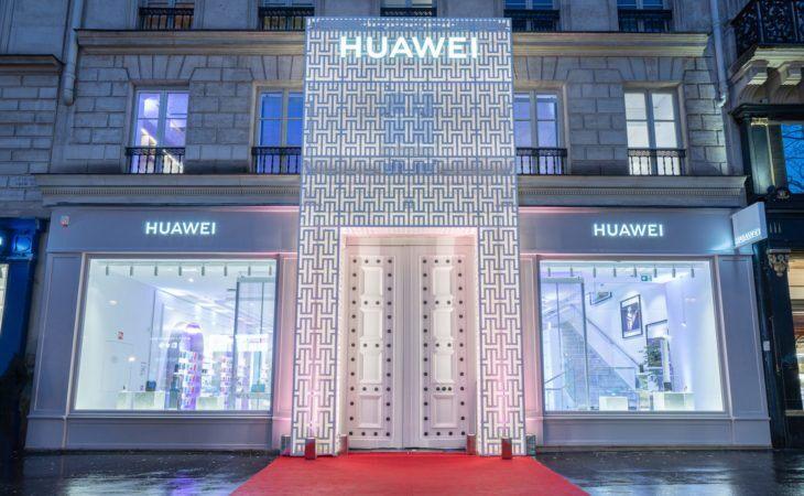 Aménagement d'un flagship store en plein cœur de Paris