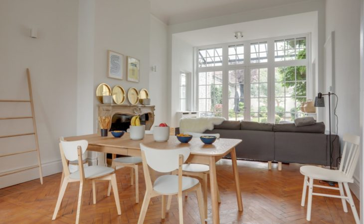 Coliving fit-out in Lille Region