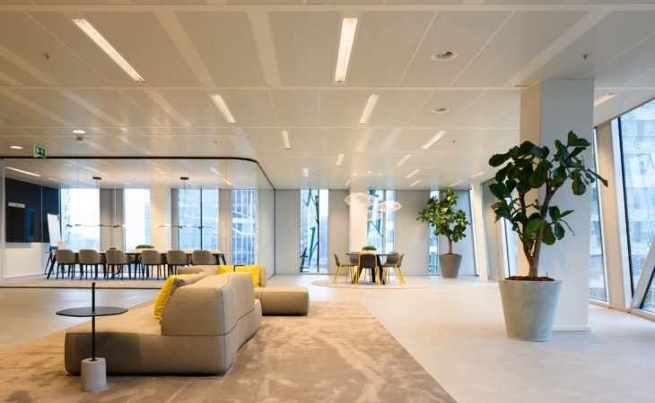 Sturdy and luxurious design in the Rock for Sentia Amsterdam