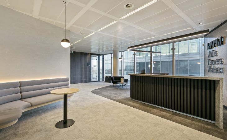 Brussels Office fit-out