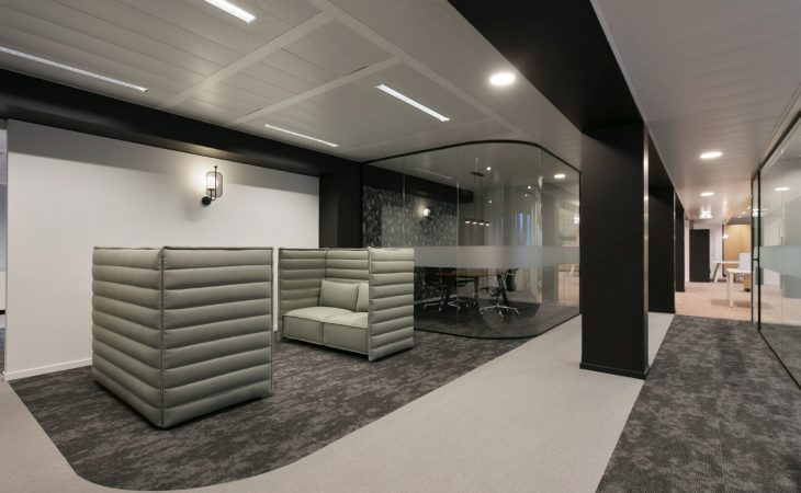 Creation of a showroom floor