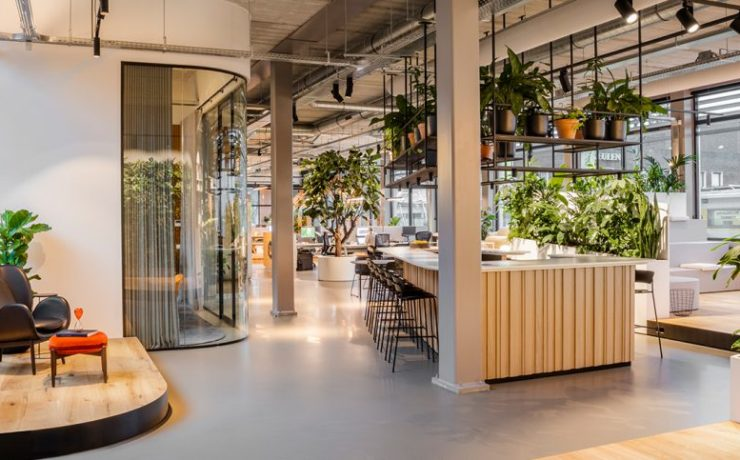 Design for life: Cutting carbon in the workplace
