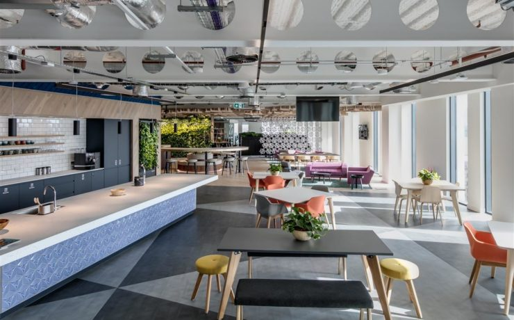 Designing a more sustainable workplace