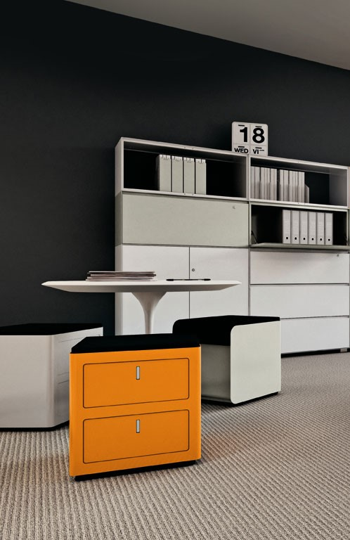 Seats that double up as storage can help save space and serve multiple functions.