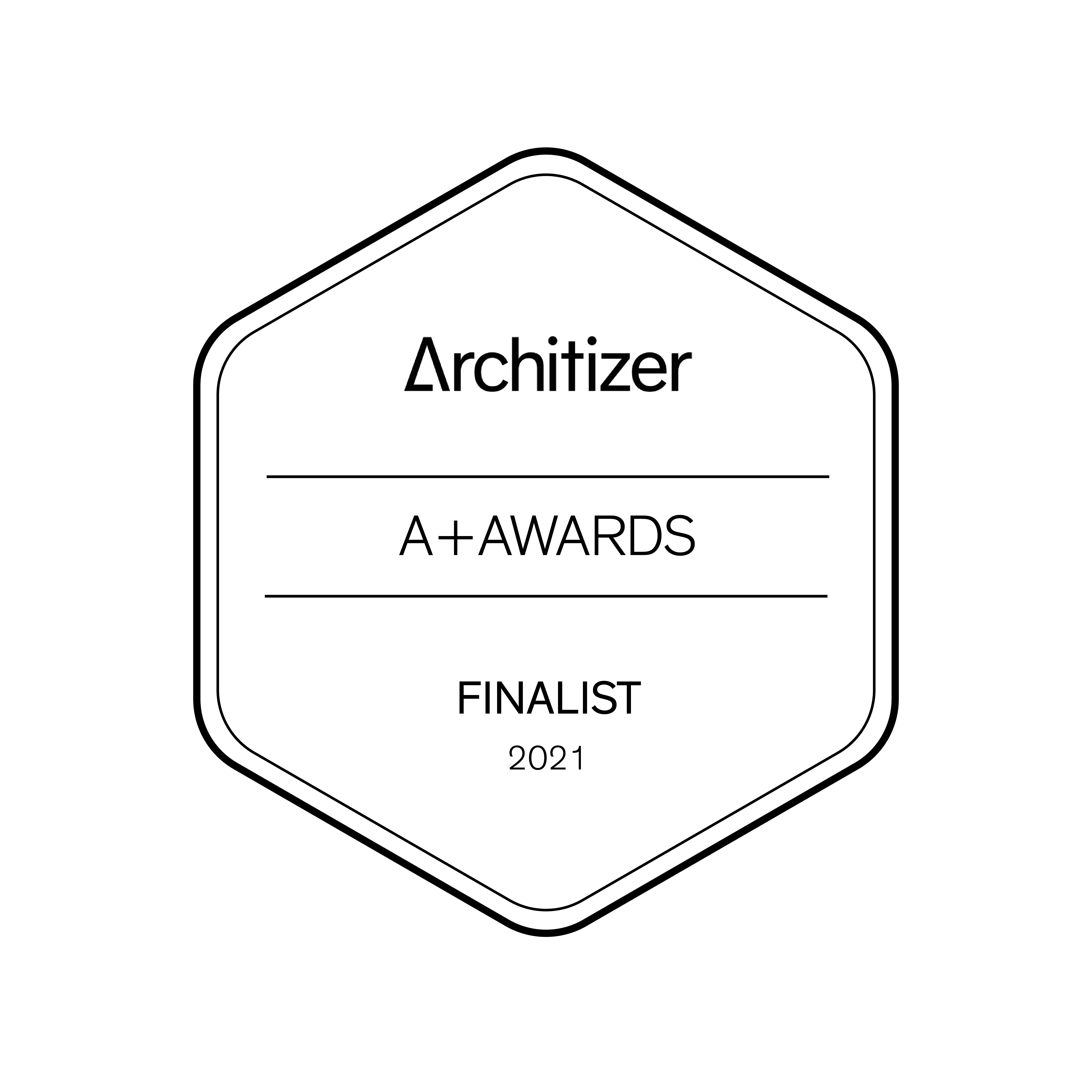 Fora Arnold House a Finalist in the 2021 Architizer A+Awards