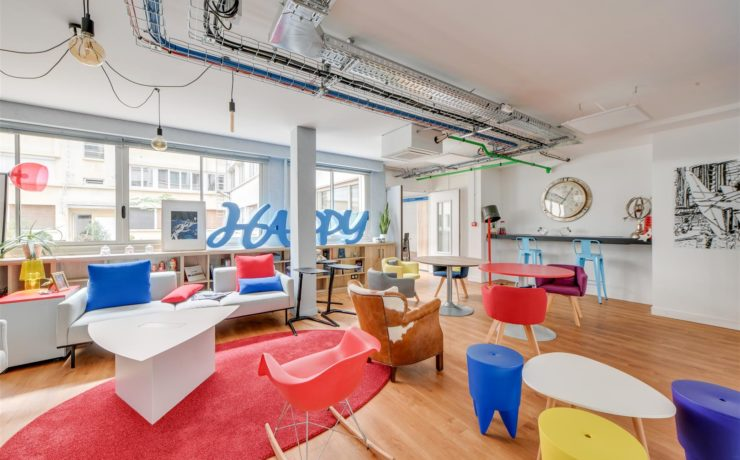 Humanise your office with these five key workspaces