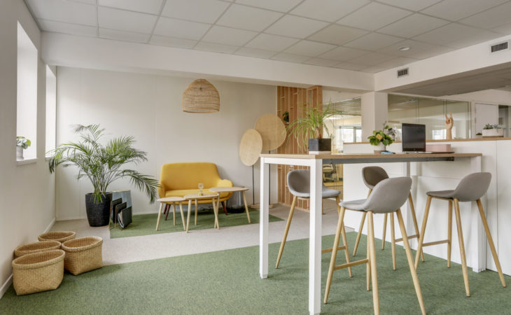 Fit-out of the new Altarea Cogedim site in Lille