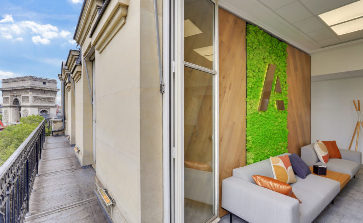 Design and fit-out of Anaplan's new offices in Paris