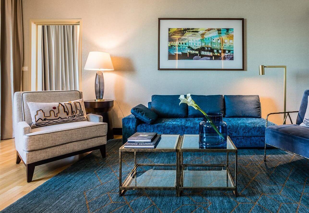 O Hotel Intercontinental em Varsóvia oferece conforto e praticidade para os viajantes de negócios.