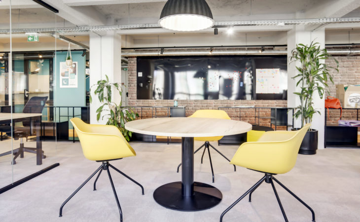Fit out of the new SMENO site in Lille